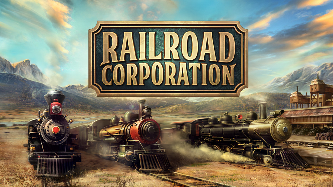 TRAIN TYCOON STRATEGY GAME 'RAILROAD CORPORATION' TO BE RELEASED IN EARLY ACCESS ON MAY 27TH