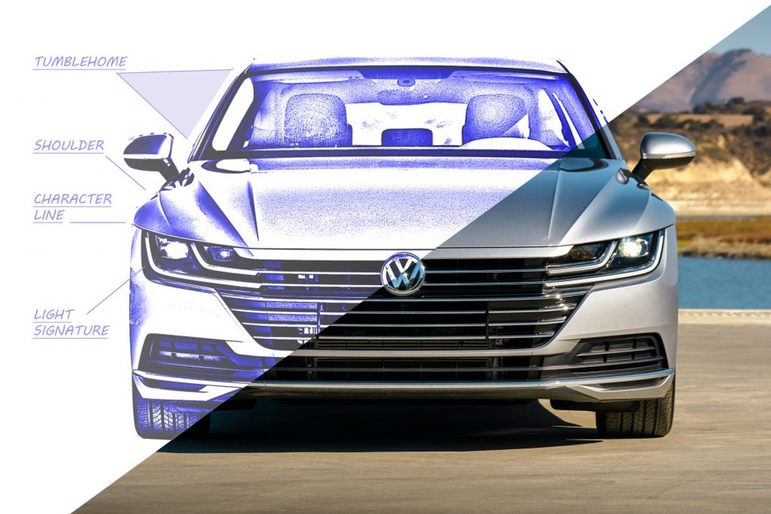 Cómo hablar inteligentemente acerca de radiantes autos, como el Volkswagen Arteon
