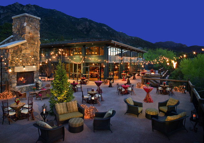 Rub shoulders with America's culinary superstars at Colorado-inspired dinner reception
