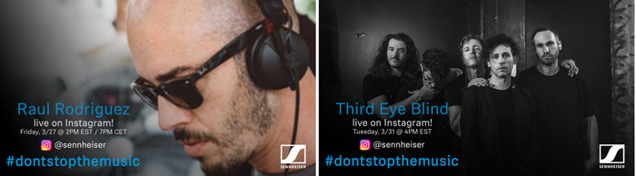 #DontStopTheMusic