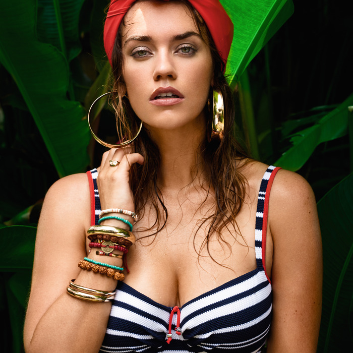 PrimaDonna Swim: go for the sexy sailor look with Pondicherry