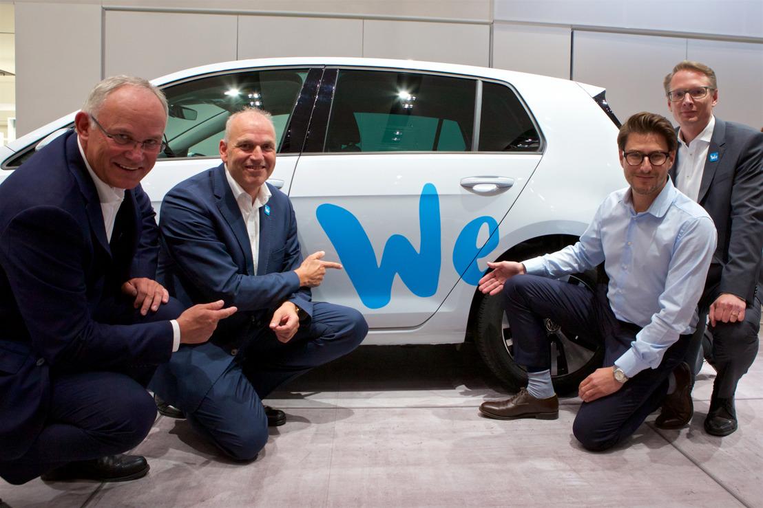 Volkswagen desarrolla el mayor ecosistema digital de la industria automotriz