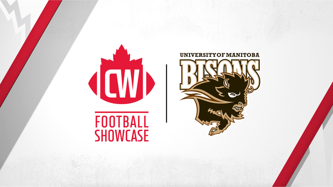 FB: Bell MTS named home for CW Football Showcase in Manitoba