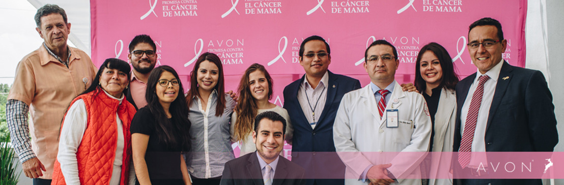 Avon apoya a jóvenes mexicanos en innovación para la detección del cáncer de mama