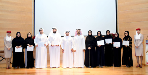 The Emirates Group Hosts the Falcon Dubai Business Associates (DBA) Programme Graduation Ceremony
