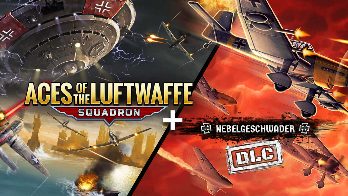 Acing in Retail: Aces of the Luftwaffe Extended Edition landing today