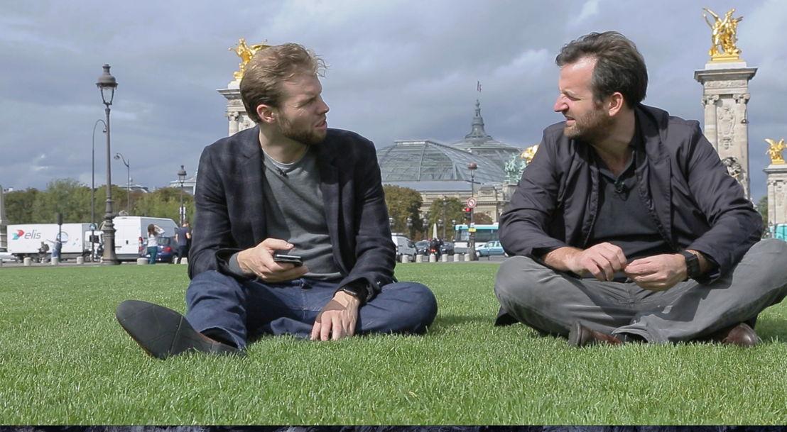 Het eerste kwartaal - Philippe Ombregt en Frederic Meurisse - (c) Borgerhoff & Lamberigts