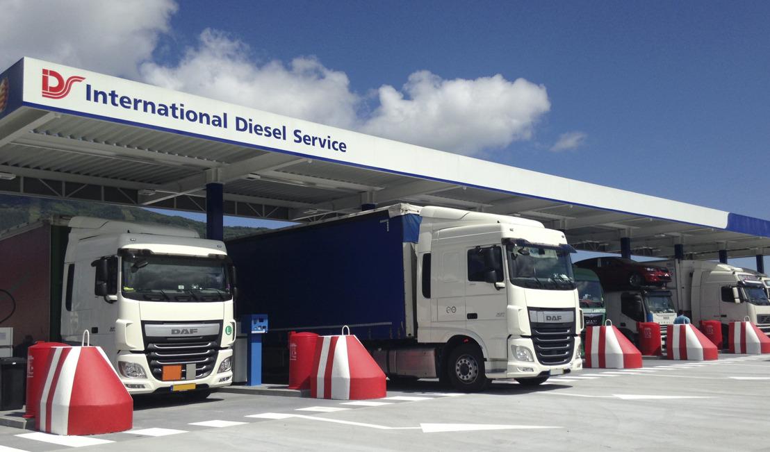 La carte de carburant sans contact IDS pour les camions est 100% sûre