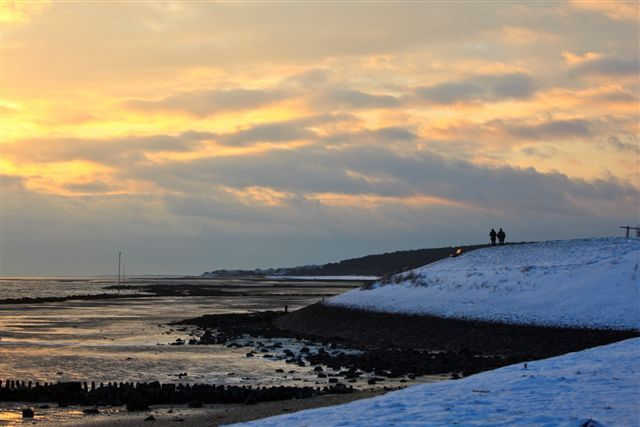 Vlieland winter 2