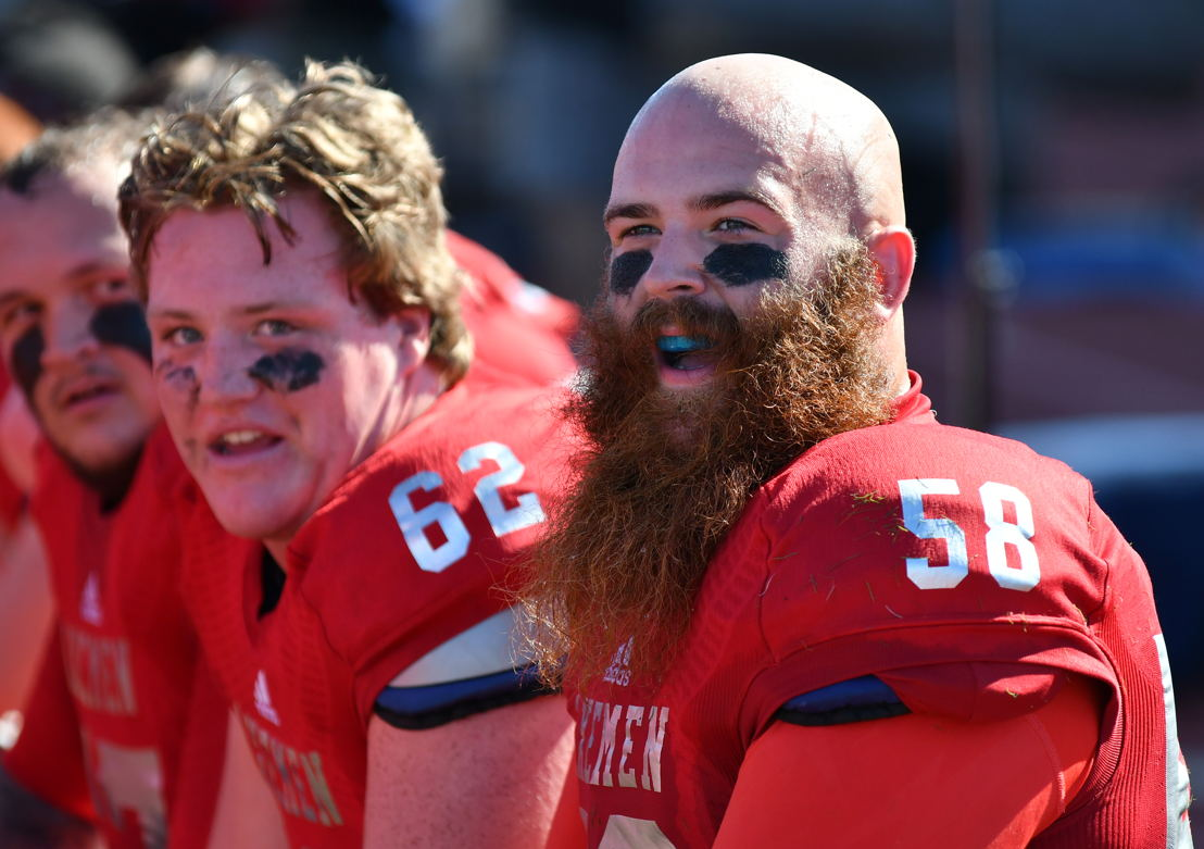 No. 17 OL Keiler Cherry Acadia (Photo Credit: Acadia University)