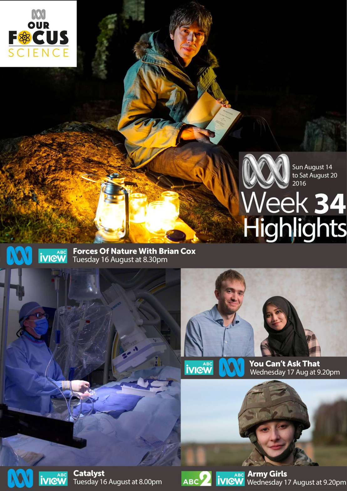 ABC Program Highlights - Week 34