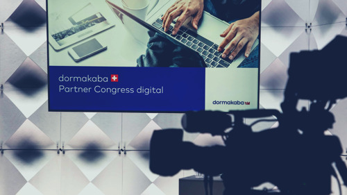 dormakaba Schweiz Partner Congress digital