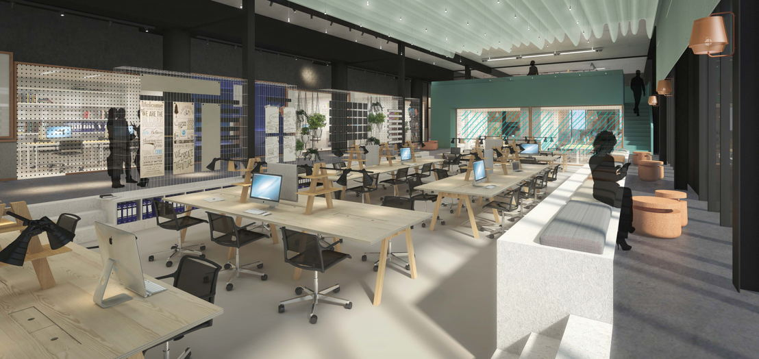 Collab Co-Working Area