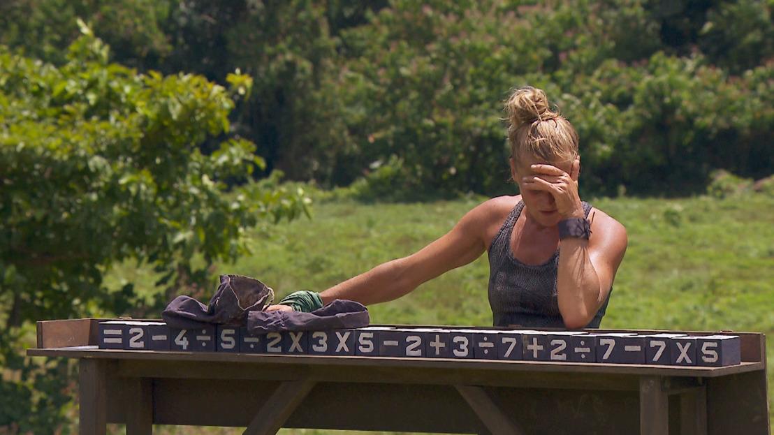 Het psychologische spel wordt steeds sterker op Expeditie Robinson