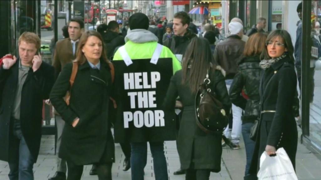 Het voordeel van de twijfel - Help the Poor - activist - (c) VRT