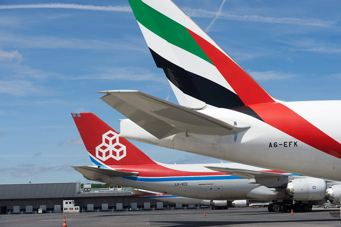 Emirates SkyCargo and Cargolux announce codeshare partnership