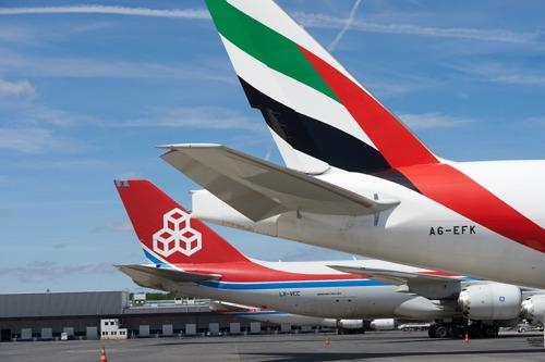 Emirates SkyCargo and Cargolux announce codeshare partnership