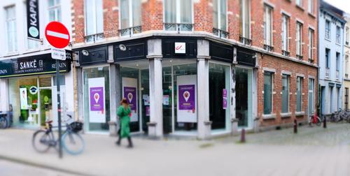 Stad ondersteunt handel met proefproject Leuven.Dropt