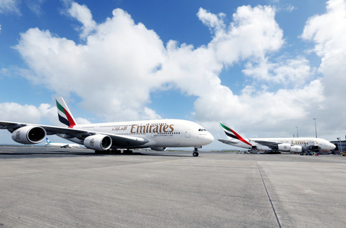 Emirates Announces Two New A380 Destinations in Europe: Dusseldorf and Madrid