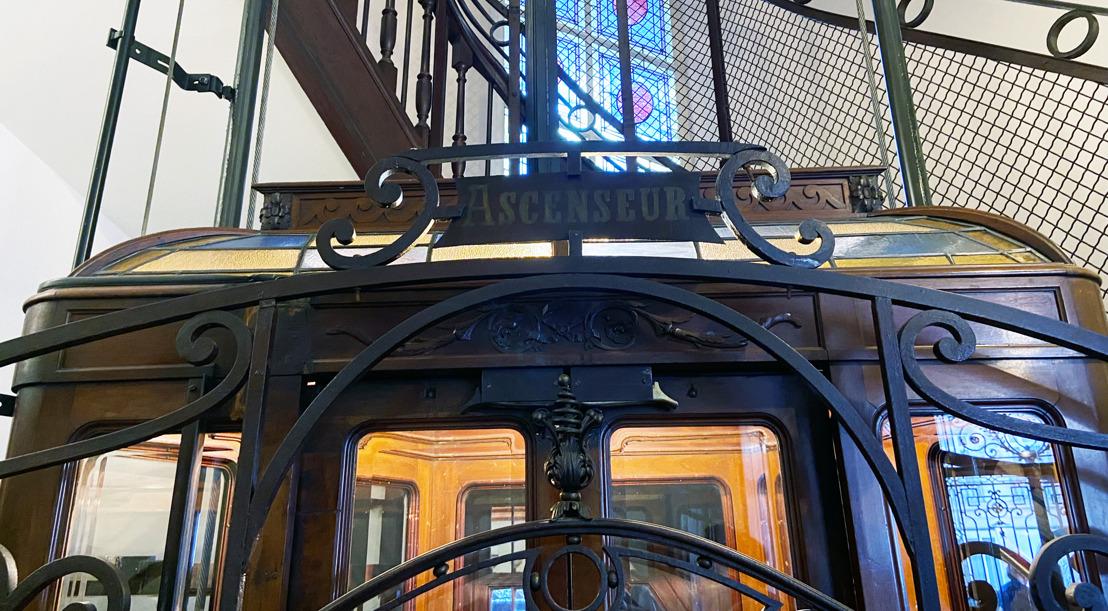 Historische Brusselse liften kunnen blijven bestaan!