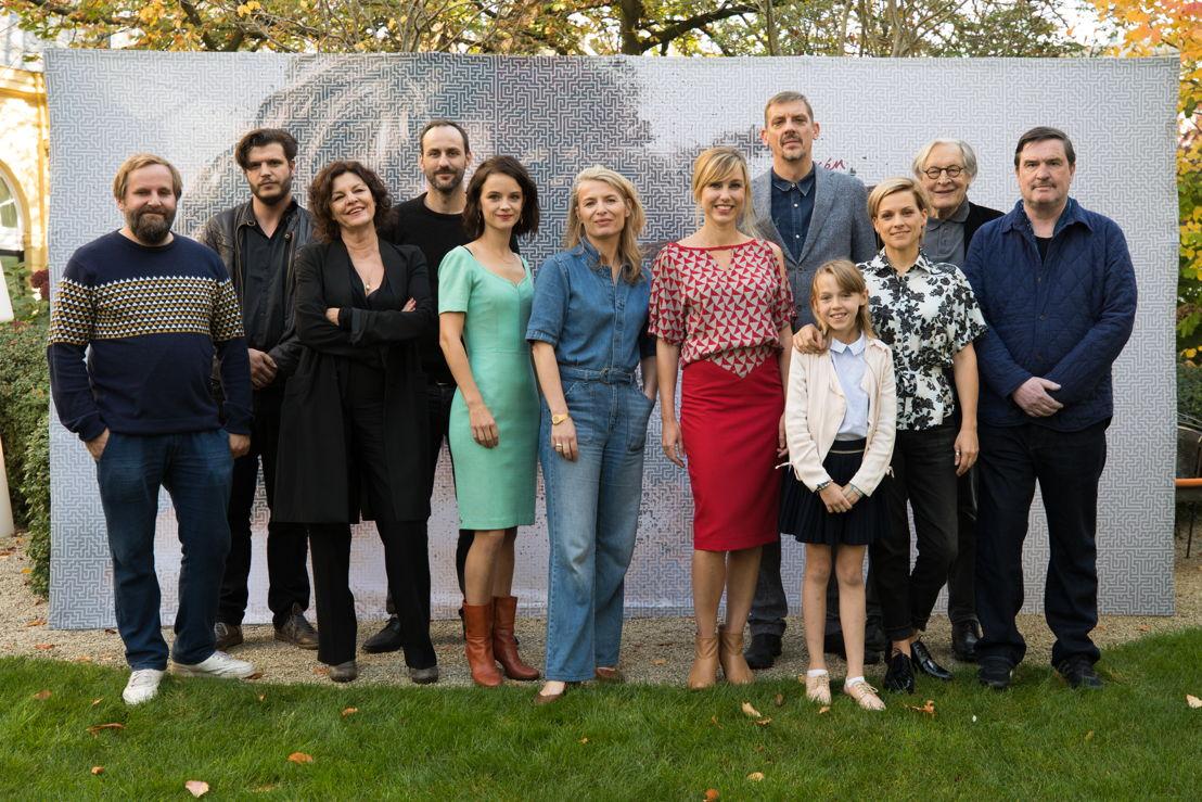Cast & crew van Tabula rasa op het Filmfestival van Gent