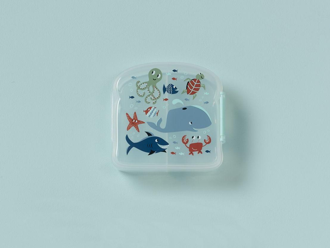 SugarBooger sandwich box Ocean - €9,95