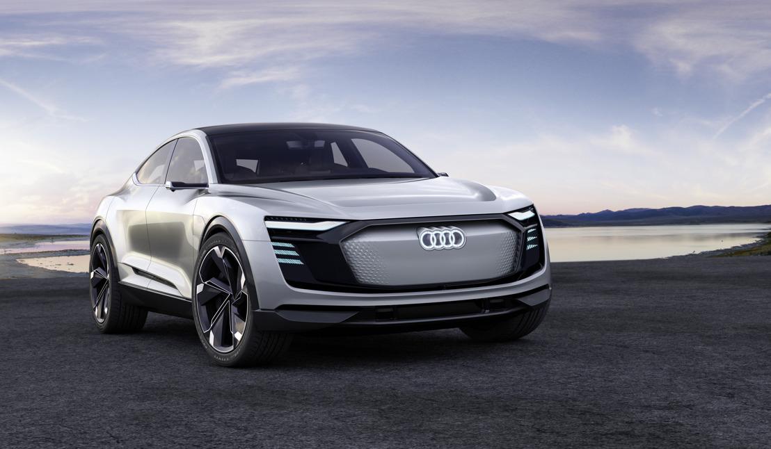 Un deuxième véhicule électrique pour le réseau de production d'Audi