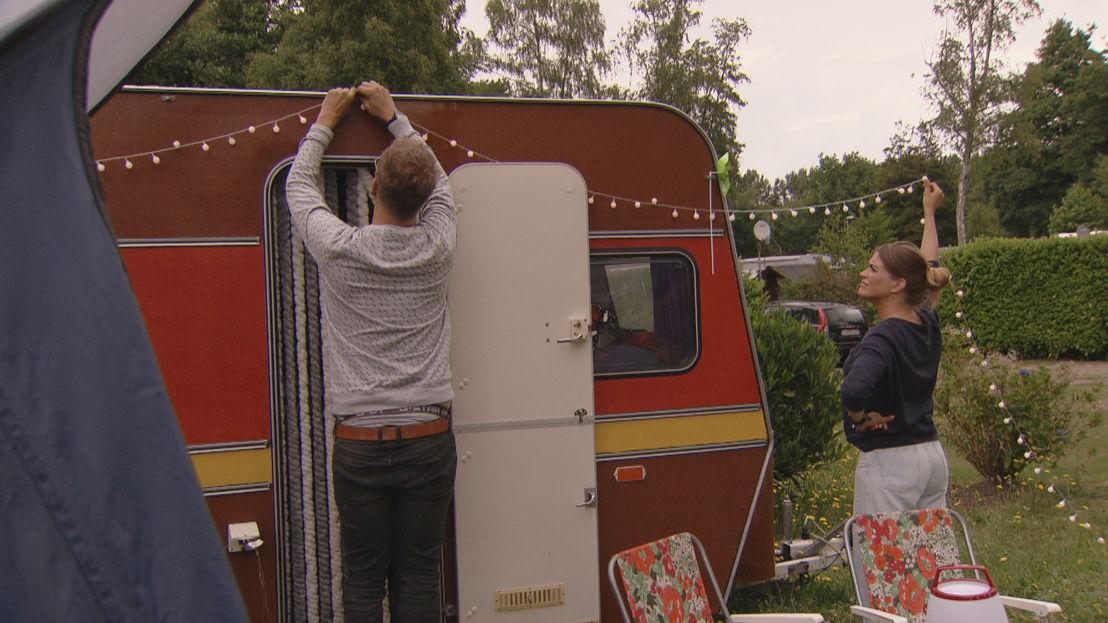 Camping Karen en James