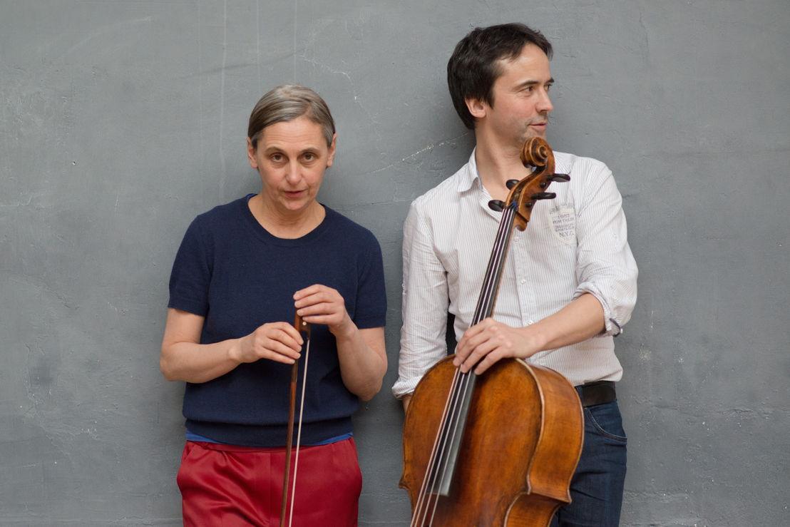 Bach. Cellosuiten(c)Anne Van Aerschot