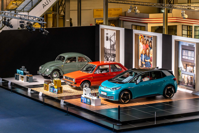"""Autoworld presents """"Expo Volkswagen Milestones"""""""