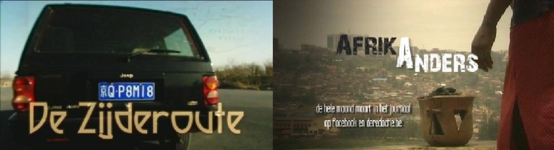 De Zijderoute en Afrika Anders: twee nieuwe pop-up-reportagereeksen van VRT Nieuws