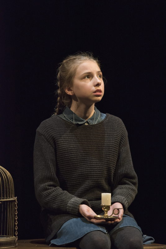 Lily Cave in The Children's Republic by Hannah Moscovitch / Photos by David Cooper