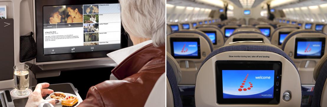 Brussels Airlines valt meermaals in de prijzen