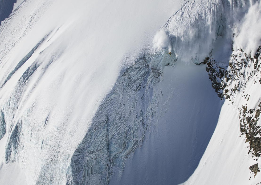 Skier: Johnny Collinson Photographer: Tero Repo