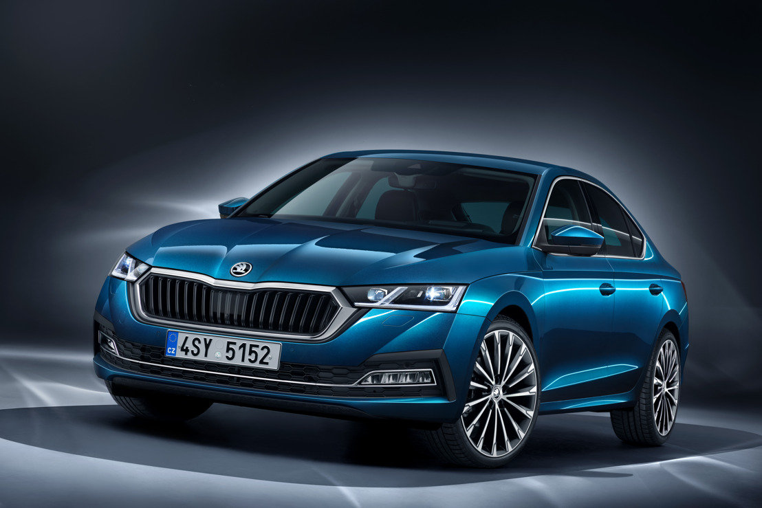 ŠKODA OCTAVIA wins its third Red Dot Award for outstanding product design