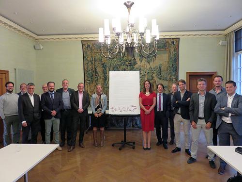 Oost-Vlaams Economisch Platform bundelt krachten voor een sterkere economie