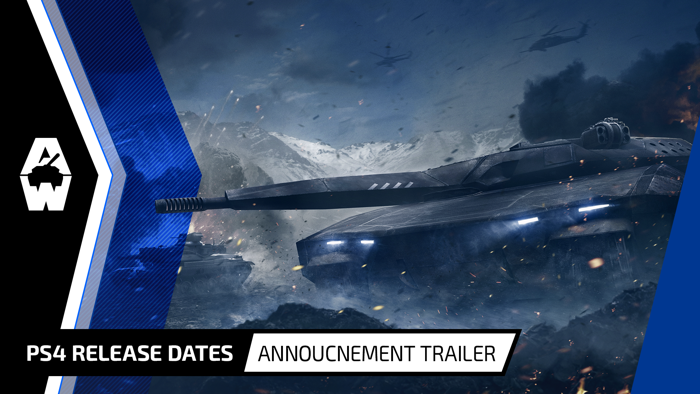 ARMORED WARFARE: AM 6. FEBRUAR BEGINNT DIE EARLY ACCESS PHASE AUF PLAYSTATION®4