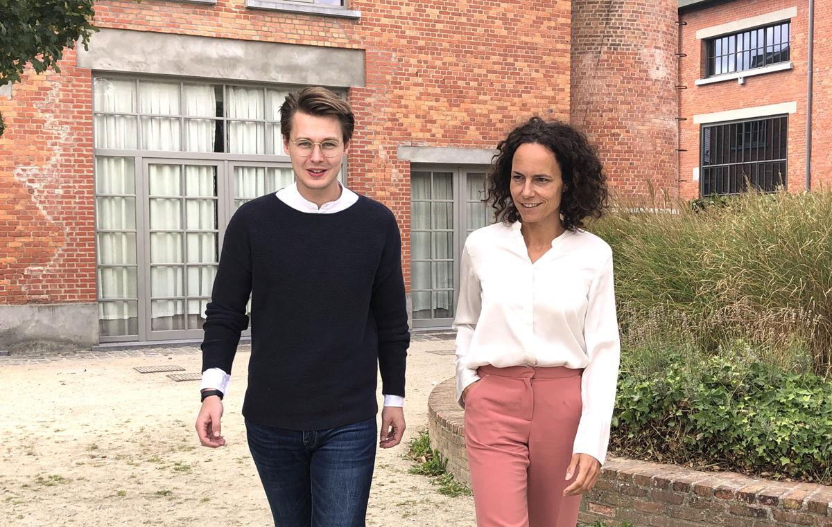 Nieuwe krachten bij Evoke: Gilles Dujardin en Veerle Wijsgeer