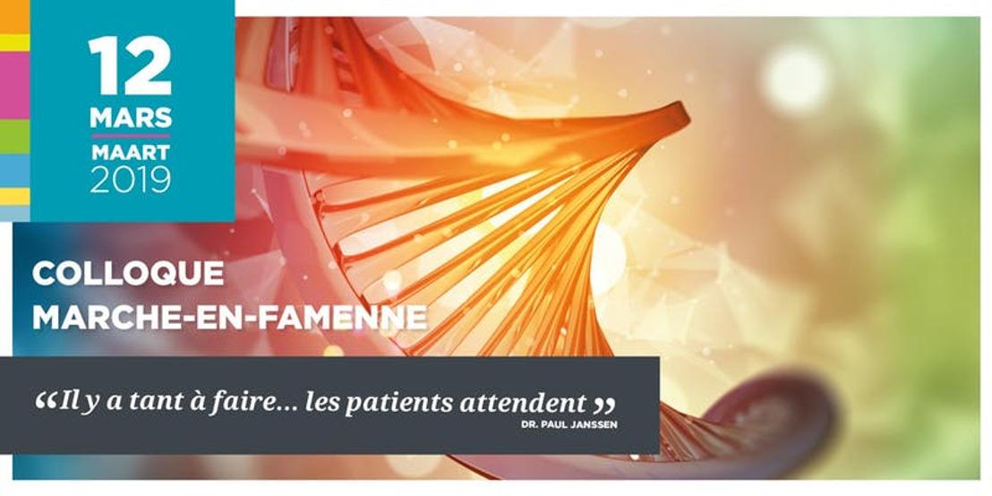 Marche-en-Famenne, focus sur la Biotech belge ce 12/03/2019