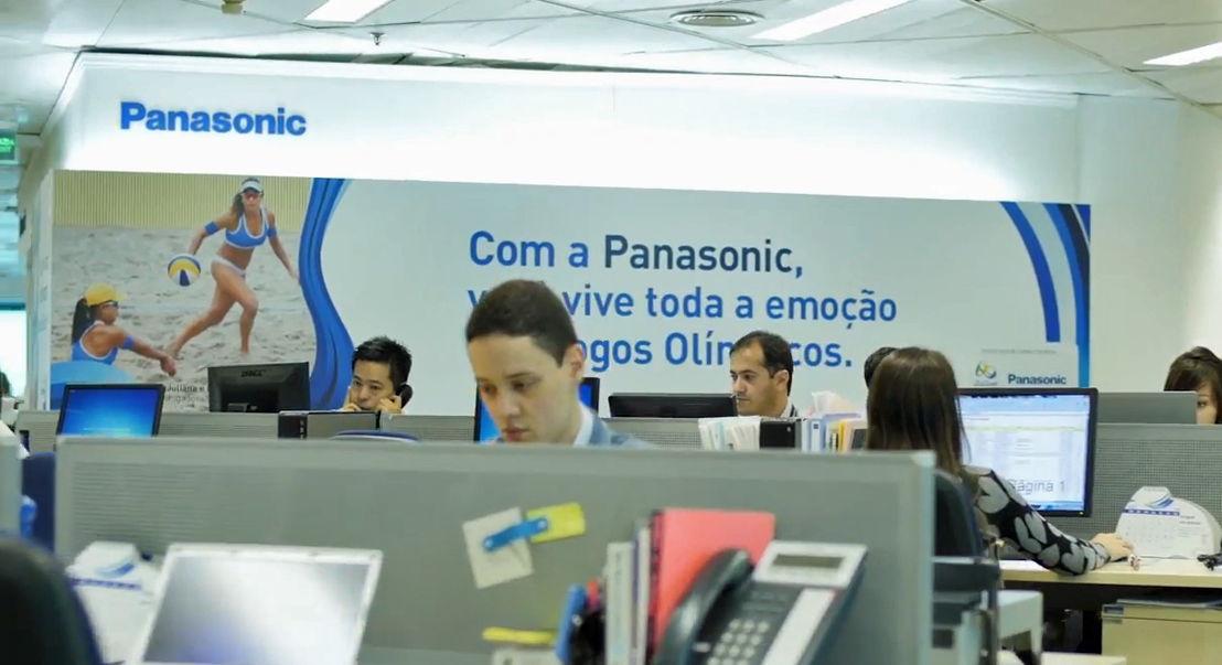 JJOO Río 2016 Equipo de Trabajo Panasonic