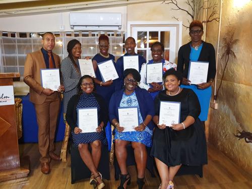Thirty-Nine New Literacy Leaders in the OECS!
