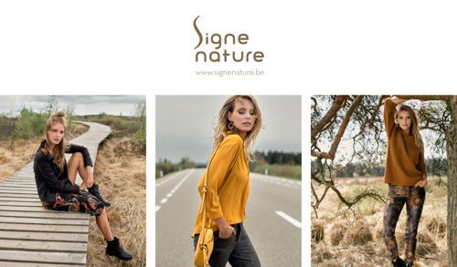 De FW19 trends volgens het Belgische modemerk Signe Nature