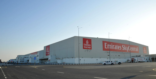 Emirates SkyCargo's New Freighter Terminal Officially Inaugurated