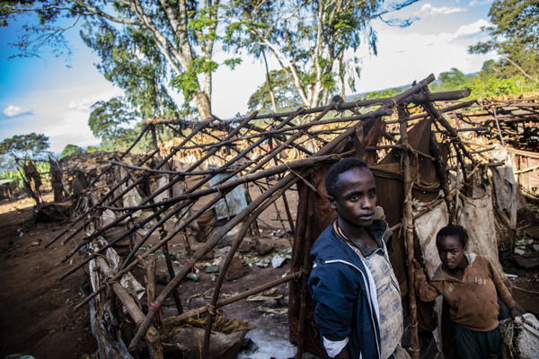 Preview: MSF alerta de la necesidad de ayuda urgente para los afectados por las múltiples crisis de desplazamiento en Etiopía
