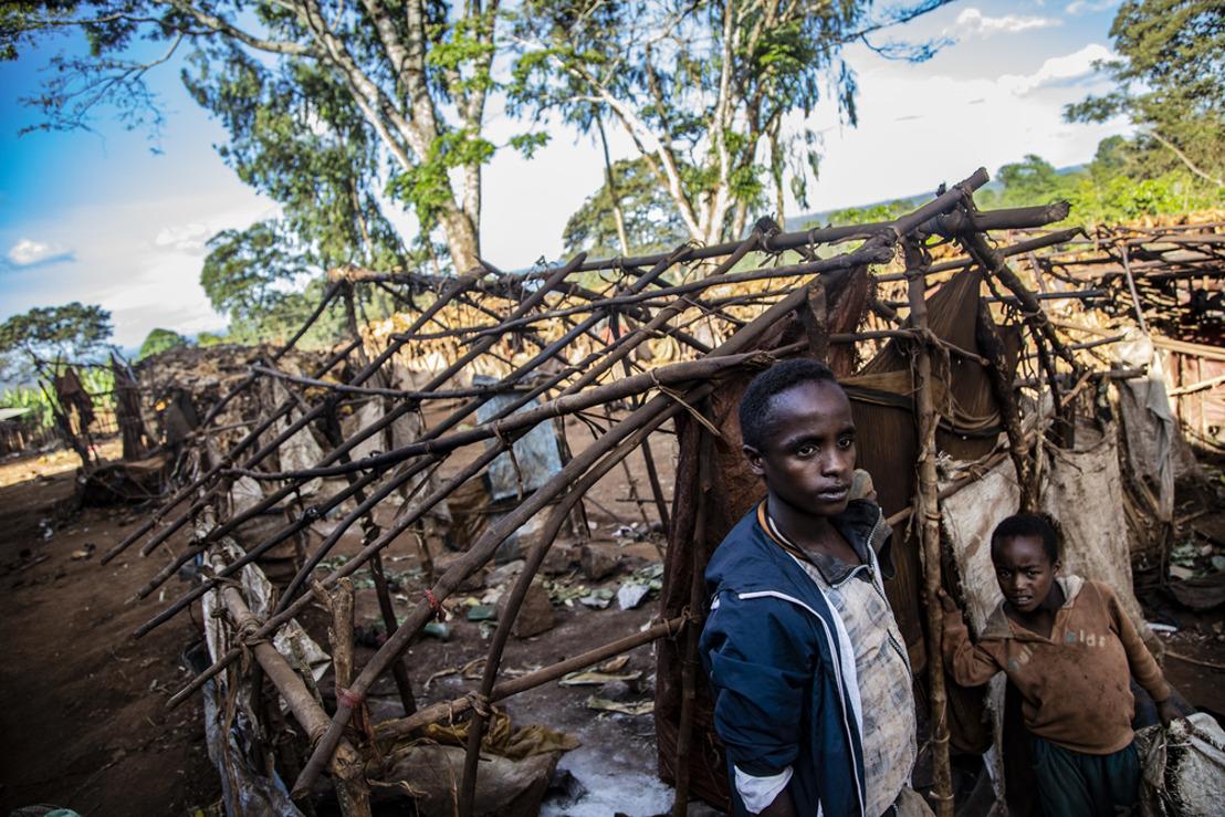 MSF alerta de la necesidad de ayuda urgente para los afectados por las múltiples crisis de desplazamiento en Etiopía