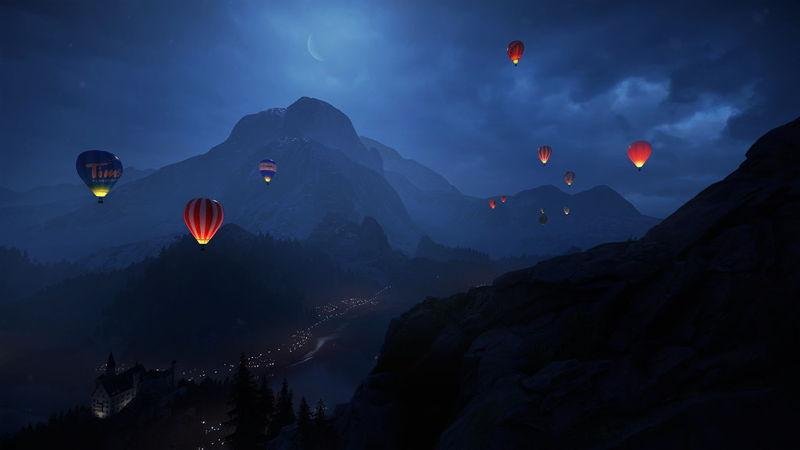 The Climb - Alps