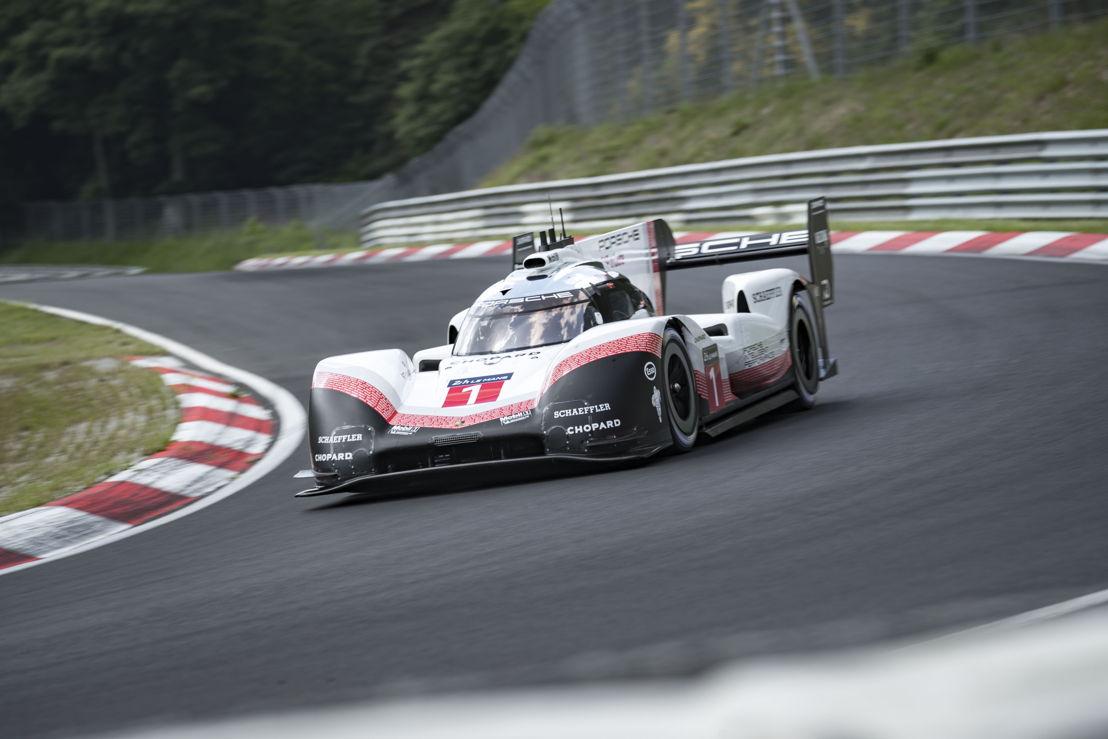Porsche 919 Hybrid Evo, Equipo Porsche LMP: Timo Bernhard, Circuito Norte de Nürburgring