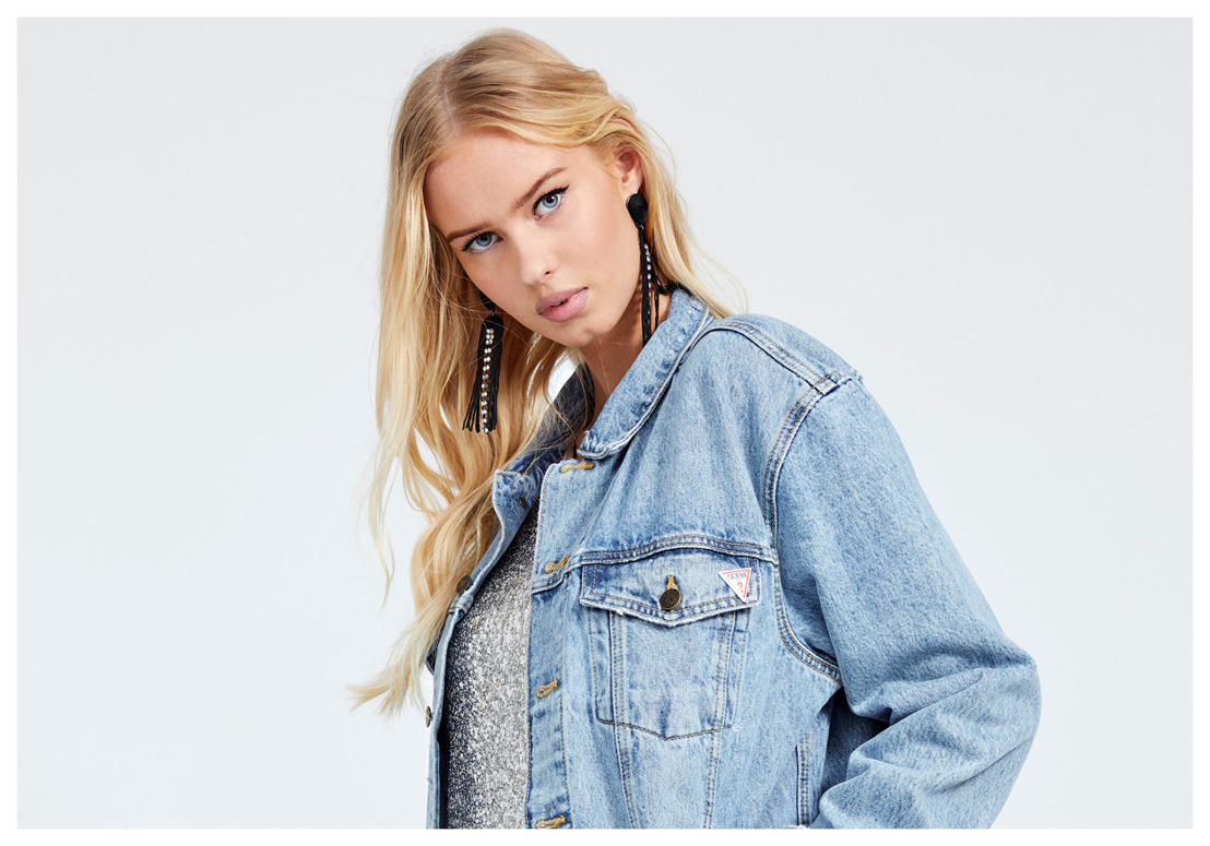 GUESS Women FW19: Lookbook Images