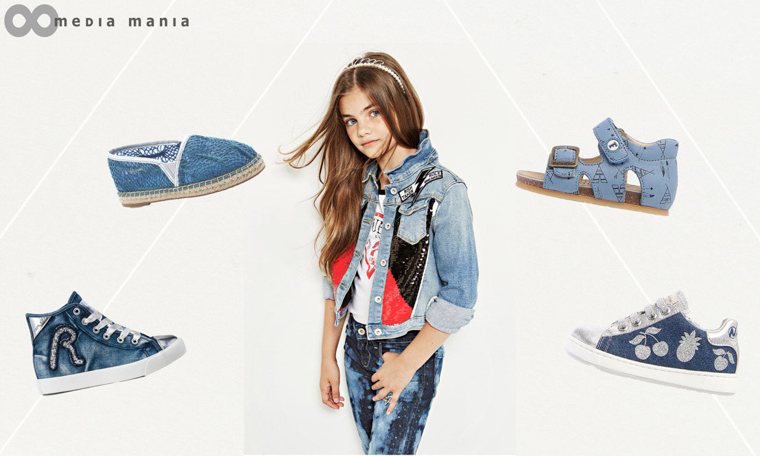 Trends Kids SS18: Denim Musthaves