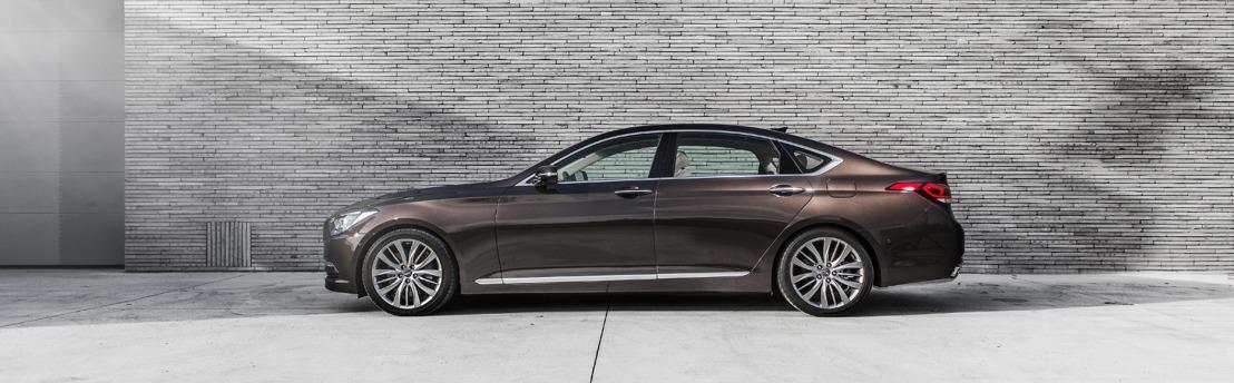 Dossier de presse Hyundai Genesis 2014